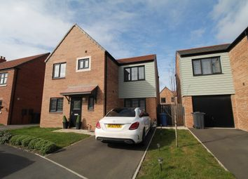 Thumbnail 3 bed detached house for sale in Regent Drive, Hebburn, Tyne And Wear