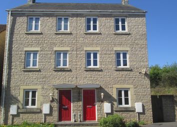 Thumbnail 4 bed town house to rent in Marleys Way, Frome
