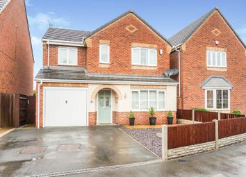4 bed detached house for sale in Falconside Drive, Spondon, Derby DE21
