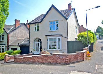 Thumbnail 4 bed detached house for sale in Grange Road, Woodthorpe, Nottingham