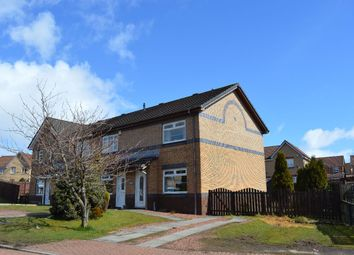 Thumbnail 2 bed terraced house for sale in Westergill Avenue, Airdrie