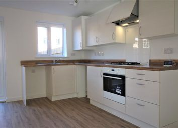 Thumbnail 3 bedroom town house to rent in Ffordd Penrhyn, Barry
