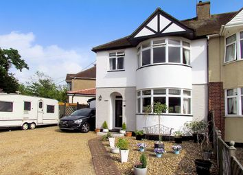 Thumbnail 4 bed semi-detached house for sale in Upper Avenue, Halesworth