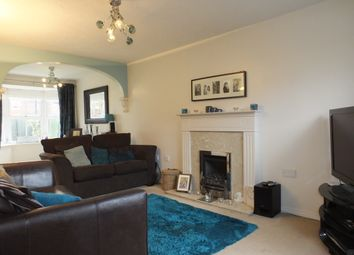 Thumbnail 3 bed mews house for sale in Lytham Court, Euxton, Cholrey