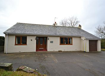 Thumbnail 3 bed detached bungalow for sale in Saltcoats, Holmrook, Cumbria