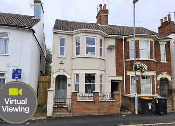 Thumbnail 3 bed semi-detached house for sale in Wing Road, Leighton Buzzard