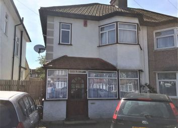 Thumbnail 3 bed semi-detached house for sale in Orchard Crescent, Edgware, Middlesex