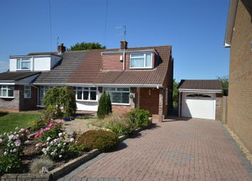 Thumbnail 3 bed semi-detached house for sale in Glendevon Road, Whitchurch, Bristol