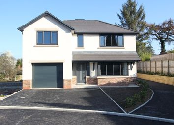 Thumbnail 4 bedroom detached house for sale in Dairy Bank Close, Buxton Road, Macclesfield