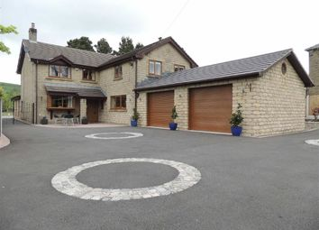 Thumbnail 4 bed detached house for sale in Tunstead Milton, Whaley Bridge, High Peak