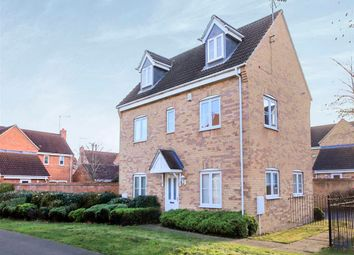 Thumbnail 4 bedroom property to rent in Hansel Close, Peterborough