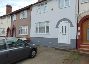 Thumbnail 1 bed terraced house to rent in Dawpool Road, Neasden