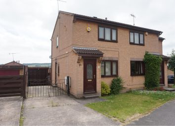 Thumbnail 2 bed semi-detached house for sale in Elsecar, Barnsley