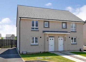 Thumbnail 3 bed terraced house to rent in Threave Wynd, Inverurie