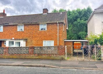 Thumbnail 3 bed semi-detached house for sale in Oaktree Road, Wednesbury, West Midlands