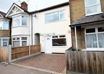 Thumbnail 2 bed terraced house to rent in Gainsborough Road, Woodford Green