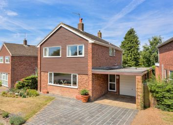 Thumbnail 4 bed detached house for sale in Farringford Close, Chiswell Green, St.Albans