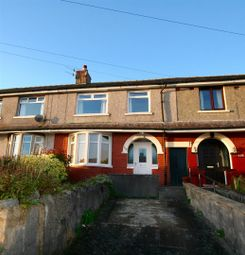 Thumbnail 3 bed terraced house for sale in North Road, Carnforth