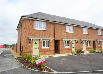 Thumbnail 2 bed end terrace house for sale in 21 Shire Way, Tattenhall, Chester