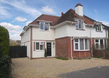Thumbnail 4 bed semi-detached house for sale in Rowland's Castle, Hampshire