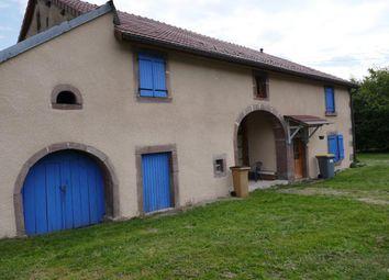 Thumbnail 5 bed farmhouse for sale in Franche-Comté, Haute-Saône, Belonchamp