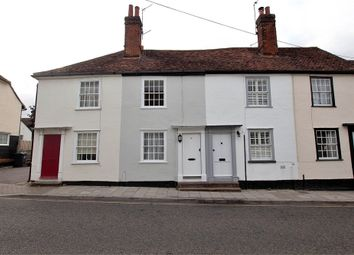 Thumbnail 2 bed terraced house for sale in New Street, Dunmow