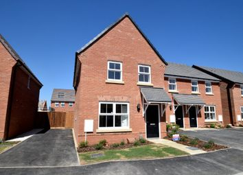 Thumbnail 3 bed end terrace house for sale in Lawrence Drive, Warboys, Huntingdon