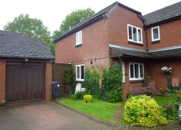 Thumbnail 2 bed semi-detached house to rent in Yew Tree Close, Lapworth