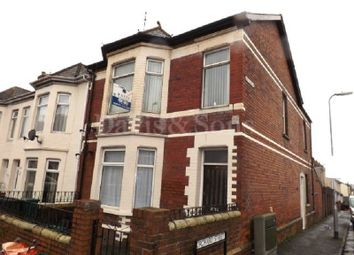 Thumbnail 2 bed flat for sale in Caerleon Road, Newport, Gwent.