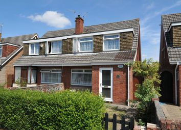 Thumbnail 3 bed semi-detached house for sale in Rowberrow, Whitchurch, Bristol