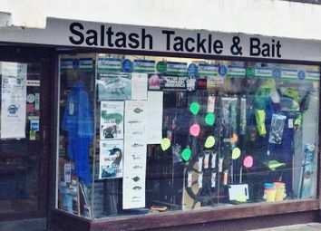 Thumbnail Retail premises for sale in 9 Culver Road, Saltash