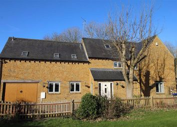 Thumbnail 4 bed detached house for sale in Chapel Lane, Charwelton, Daventry
