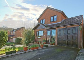 Thumbnail 3 bed detached house for sale in Rockford Close, Redditch
