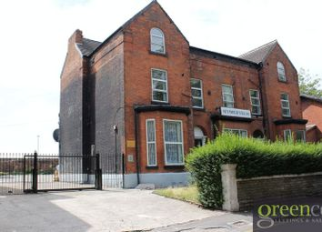 Thumbnail 1 bed flat to rent in Seymour Road, Crumpsall, Manchester