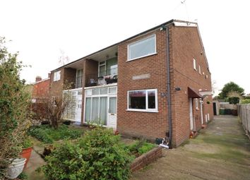 Thumbnail 2 bed flat for sale in Ribble Close, South Meadow Lane, Preston