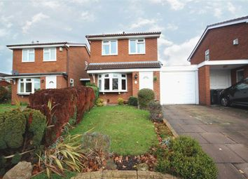 Thumbnail 3 bed detached house for sale in Halesworth Crescent, Westbury Park, Newcastle-Under-Lyme