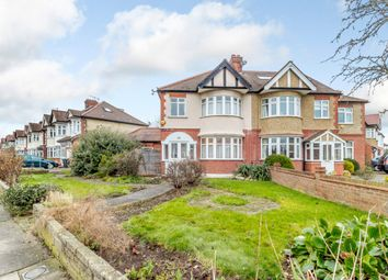 Thumbnail 3 bed semi-detached house for sale in Riversfield Road, Enfield, London