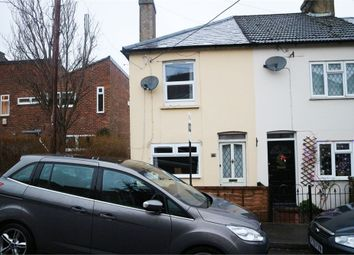 Thumbnail 3 bed end terrace house for sale in Vicarage Road, Alton, Hampshire