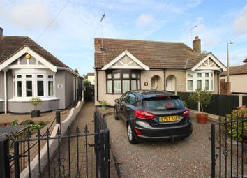 Thumbnail 2 bed semi-detached bungalow for sale in Victoria Avenue, Grays