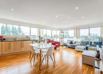 Thumbnail 2 bed flat for sale in 112 The Avenue, Wembley