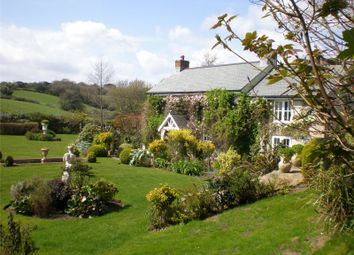 Thumbnail 4 bedroom detached house for sale in Relubbus, Penzance, Cornwall