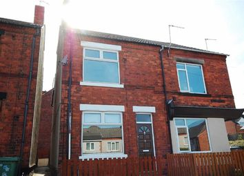 Thumbnail 3 bed semi-detached house for sale in Peel Street, South Normanton, Alfreton