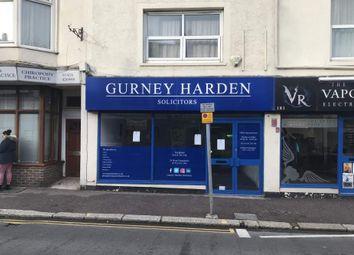 Thumbnail Retail premises to let in 182 Queens Road, Hastings