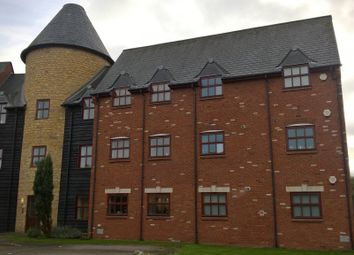 Thumbnail 2 bed flat to rent in Islington Grove, Monkston Park, Milton Keynes