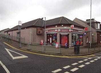 Thumbnail Retail premises for sale in Cumnock, Ayrshire