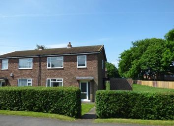 Thumbnail 3 bed semi-detached house for sale in Blackfordby Lane, Moira, Swadlincote