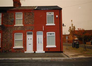 Thumbnail 2 bed terraced house to rent in St Anne Street, Birkenhead, Merseyside