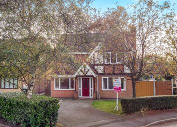 Thumbnail 4 bedroom detached house for sale in Elterwater Drive, Gamston, Nottingham