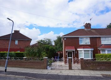 Thumbnail 3 bedroom end terrace house for sale in Karonga Way, Liverpool