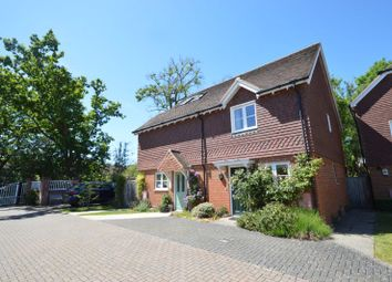 Thumbnail 2 bed semi-detached house for sale in Wildwood Close, Chiddingfold, Godalming